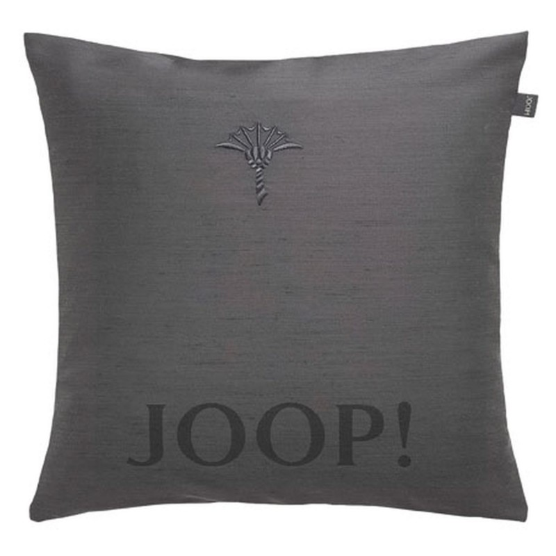 joop stitch anthrazit kissenh lle 40x40 cm 39 95. Black Bedroom Furniture Sets. Home Design Ideas