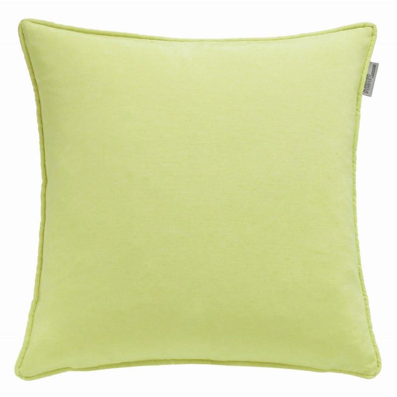 schoenerwohnen mono lime zierkissenh lle 48x48cm 16 10. Black Bedroom Furniture Sets. Home Design Ideas