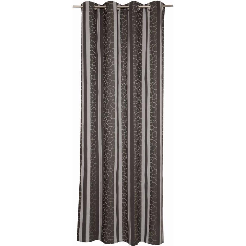 schoenerwohnen shun grau senschal 140x250cm 56 95. Black Bedroom Furniture Sets. Home Design Ideas