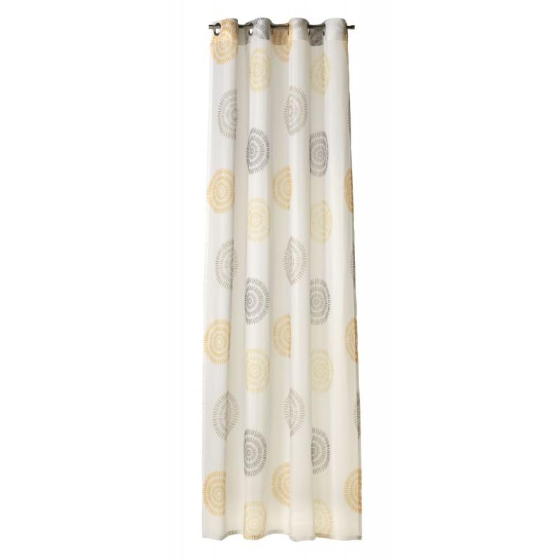sch nerwohnen sunny senschal gelb 140x245cm 24 65. Black Bedroom Furniture Sets. Home Design Ideas