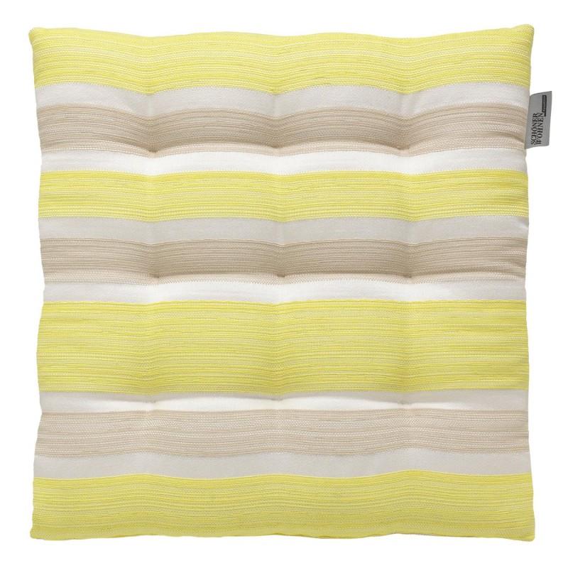 sch nerwohnen unit lime natur steppkissen 40x40cm 12 30. Black Bedroom Furniture Sets. Home Design Ideas