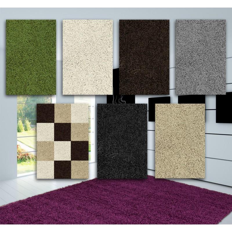 schoenes wohnen shaggy hochflor teppich preisknaller 9 49. Black Bedroom Furniture Sets. Home Design Ideas