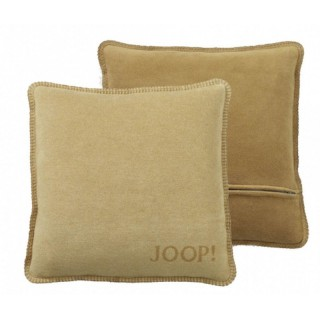 joop uni doubleface kissenh lle 651242 camel deserto 50x50 cm. Black Bedroom Furniture Sets. Home Design Ideas