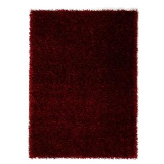 sch ner wohnen teppich hochflor sch ner wohnen feeling burgund. Black Bedroom Furniture Sets. Home Design Ideas